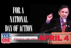 """""""THIS IS WAR"""" - NATIONAL DAY OF ACTION: APRIL 4"""